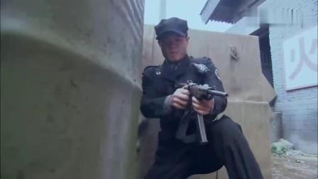 铁核桃:抗日高手开车硬闯日军团部仓库,枪法盖世,杀光鬼子!