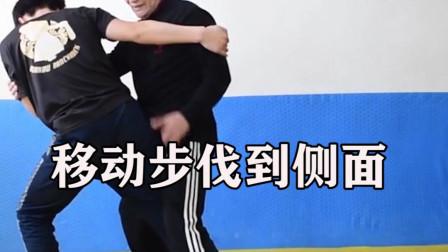 摔跤大师教你中国跤搂的用法