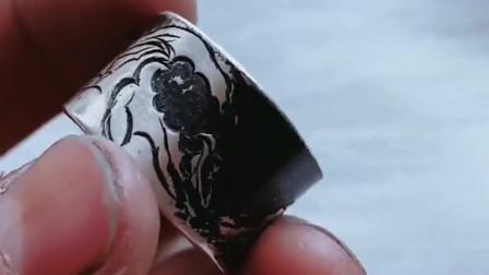 亲手做的戒指送给自己的生日礼物还不错吧
