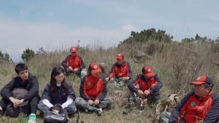 李子璇和冯呈辰挑战翻越龙栖山主峰 在原始森林里安装红外相机 最美旅拍 20200715 1080