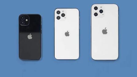 iPhone12倒计时发布!小刘海+直角边框+A14,或比会贵50美元