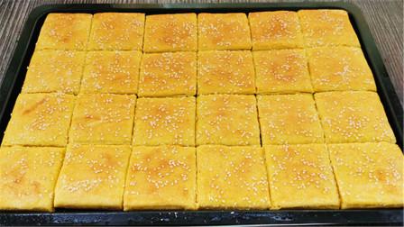 香掉牙香甜玉米饼,有技巧无难度,外酥里软有点甜,是挺香