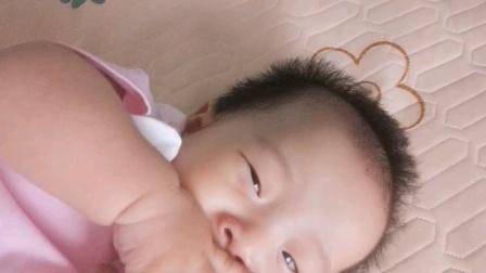 朱嘉熙4个月