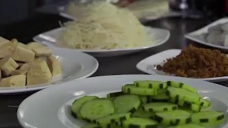 食来运转:肉松的更多吃发,大厨创新菜品,非常美味