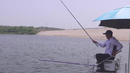 钓鱼的瘾头有多大,只能说我穷了三年又三年
