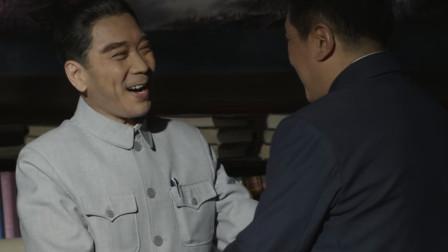 海棠依旧:耿飙直接进入办公室,向汇报工作,却夸他是出色的外交官