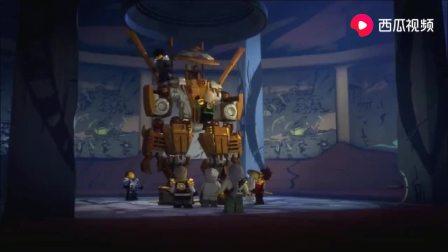 乐高幻影忍者:黄金机甲和神龙把幻影忍者们带回了幻影王国(1)