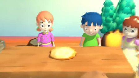 益智早教系列:鞠萍姐姐讲故事《香喷喷的大烙饼》