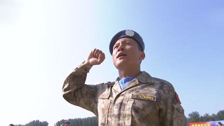 燃!实拍中国蓝盔换装星空迷彩宣誓出征,奔赴马里执行维和任务