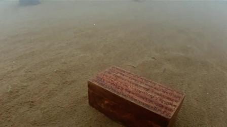 冒险王:沙漠中出现神秘宝盒,人碰了变僵尸,真是吓人