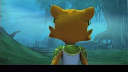 蓝猫龙骑团:炫迪说菲菲故意捉弄他,菲菲说他想活跃气氛