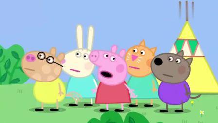 小猪佩奇:苏西拿出饼干被妈妈发现后,朋友们出言在责怪她,委屈了