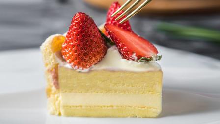 成本不超30块,教你做8寸的草莓蛋糕,做法简单,孩子生日超喜欢