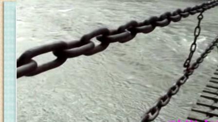 川西南自驾游(14)大渡河水湍流急 泸定桥上铁索寒