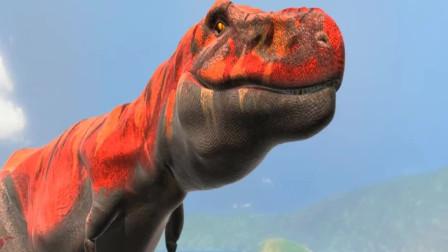 霸王龙 恐龙世界动画片t 恐龙总动员 恐龙乐园 恐龙当家410