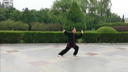 徐智国2020年全球24式太极拳网络视频大赛参赛视频
