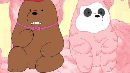 咱们裸熊:小熊太厉害了,做出最大的杯子蛋糕,看着就很好吃