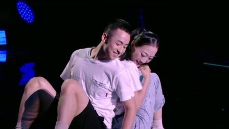 舞者 纯享版:林晖莛张璨《昨天的纸飞机》,温馨氛围萦绕全场