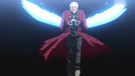 Fate:红A一连串秘技和宝具攻击却依然没有迎来胜利
