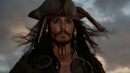 杰克船长名场面合辑,果然是要成为海贼王的男人