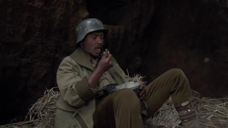 我的团长:双方对峙于怒江两岸,挖深沟战壕,对岸的日军也是如此