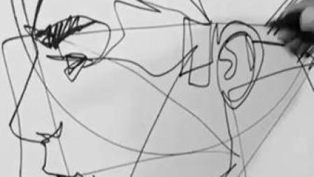 1分钟教你画人物简笔画