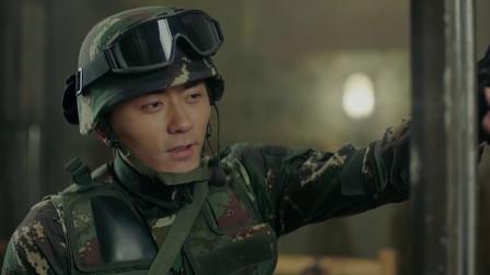 热血尖兵:得知小武是,战友笑了,不惜一切代价保护!