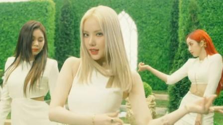 GFRIEND回归新曲《Apple》舞蹈版MV公开,黑白双色充满梦幻美的小女友