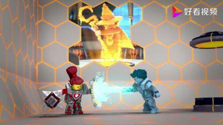 乐高未来骑士团:梅洛克拒绝克雷:不!我也不会照你说的做的!