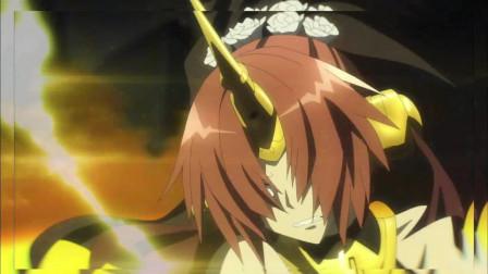 【Fate/Apocrypha】berserker发动宝具差点把Master劈了