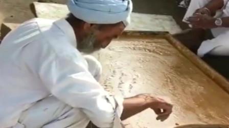 印度古法红糖加工,这真的是纯天然无公害吗?