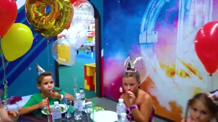国外儿童时尚,小男孩的生日派对,快来一起参加吧