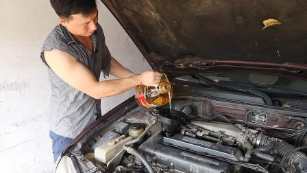 食用油能否代替机油润滑发动机,我们来看下测试结果