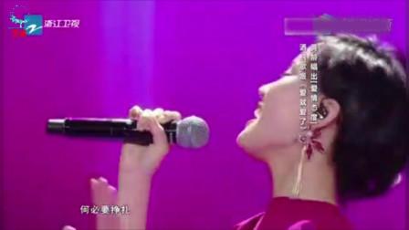 2001年爆红大街小巷的歌曲,美女黄龄翻唱一首绝唱,太惊艳