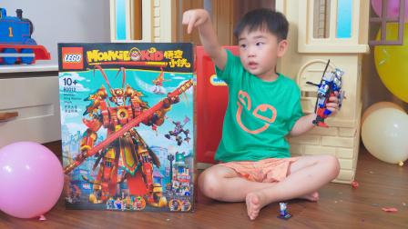 枫枫玩具 枫枫4岁生日啦!小伙伴都来一起吃蛋糕
