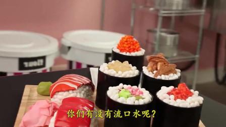 日本人有多爱吃寿司?看看这个创意蛋糕,总算明白了!
