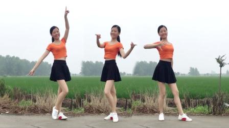 田边小路健身操《DJ风度》热门网红舞蹈