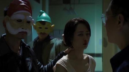 沉默的证人:任贤齐掐着杨紫的脖子,威胁张家辉找出要找的尸体