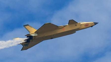 每月4架?歼-20B开始量产,或用推力矢量喷口,美印面临新的挑战