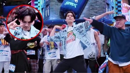 钟汉良《这!就是街舞》首秀惊艳,跳《美少女战士》也没在怕的!