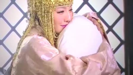 天龙八部 虚竹和心爱的梦姑终于再次相遇了 二人紧紧相拥 有情人终成眷属!