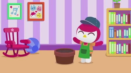 原来塞米特工想要种的是苹果啊?他能种出来吗?迷你特工队游戏