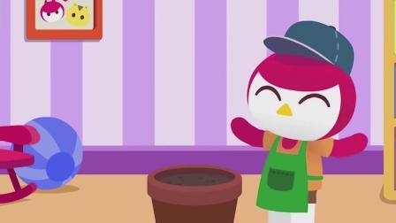 塞米在花盆里种什么水果?有几种颜色?迷你特工队游戏