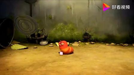 爆笑虫子:这次俩虫子为救对方,竟吃布丁吃到爆吐,太感人了