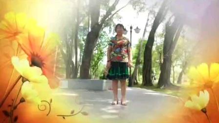 何玉兰b32l9326广场舞巜别知己》水兵舞
