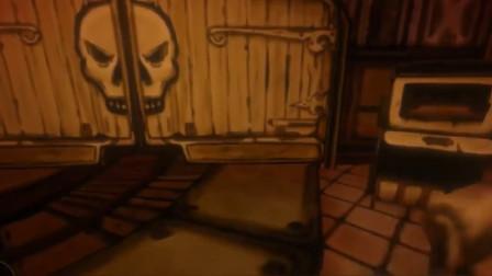 班迪与油印机:神秘的隧道很难找到班迪!