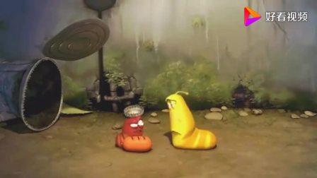爆笑虫子:你不要命了吗?明知洞有青蛙竟还要拿香肠,吃货没错了