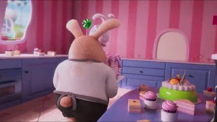 《不可思议的世界》兔兔被蛋糕师装入盒子里,猪猪侠快去救人