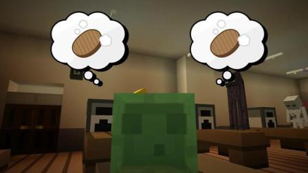 我的世界动画-怪物学院-烹饪课-The Spawners
