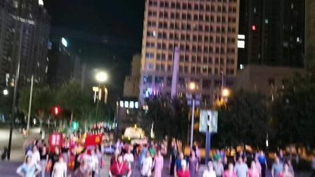 西安印象锅庄俱乐部学跳《拉萨锅庄~芒康连曲》20200720